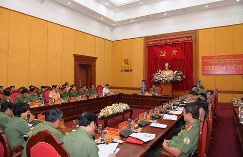 Dai tuong To Lam: Luc luong Tham muu Cong an phat huy truyen thong hinh anh 2