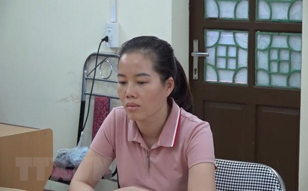 Lao Cai: Triet pha duong day dua nguoi xuat, nhap canh trai phep hinh anh 1