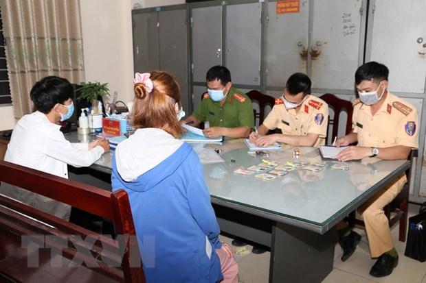 Ha Nam lai ghi nhan them 1 ca duong tinh voi SARS-CoV-2 hinh anh 1
