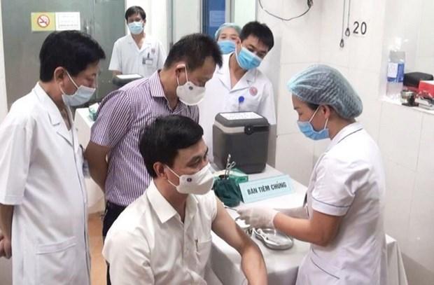 Quang Binh truy vet 2 truong hop F1 lien quan den benh nhan COVID-19 hinh anh 1