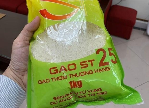 Gao ST25: Chung tay bao ve thuong hieu san pham chat luong Viet hinh anh 2