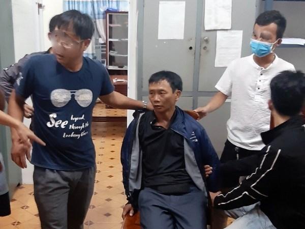 Lam Dong: Bat giu doi tuong truy na dac biet vu van chuyen ma tuy hinh anh 1