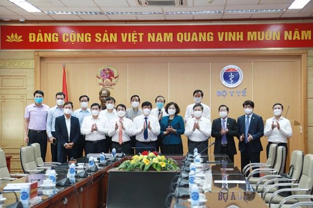 Bo Tai chinh: Thanh lap Ban quan ly Quy vaccine phong COVID-19 hinh anh 1