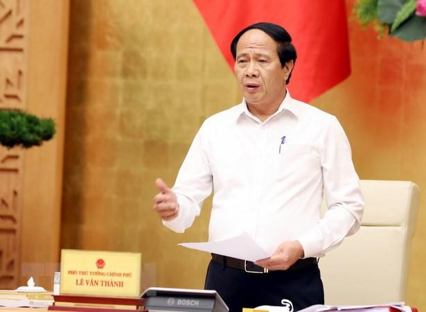 Pho Thu tuong: Phai co kich ban ung pho thien tai trong boi canh dich hinh anh 1