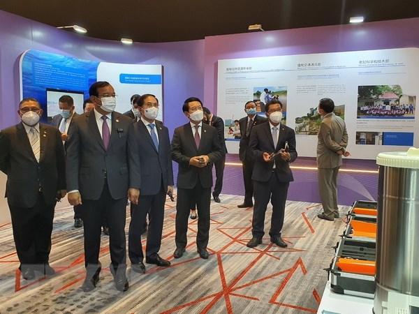 ASEAN-Trung Quoc: Khang dinh cam ket giai quyet cac van de cap bach hinh anh 3
