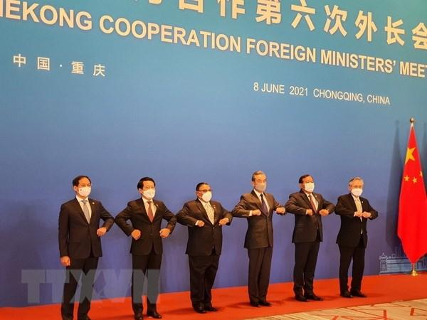 ASEAN-Trung Quoc: Khang dinh cam ket giai quyet cac van de cap bach hinh anh 2