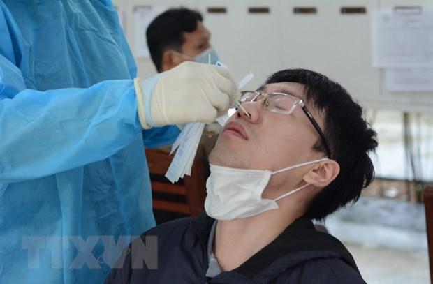 Tinh Thai Binh ghi nhan 4 ca tai duong tinh voi SARS-CoV-2 hinh anh 1
