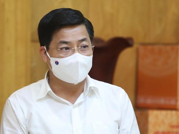 Bac Giang khoi dong lai san xuat, kinh doanh trong tinh hinh moi hinh anh 1