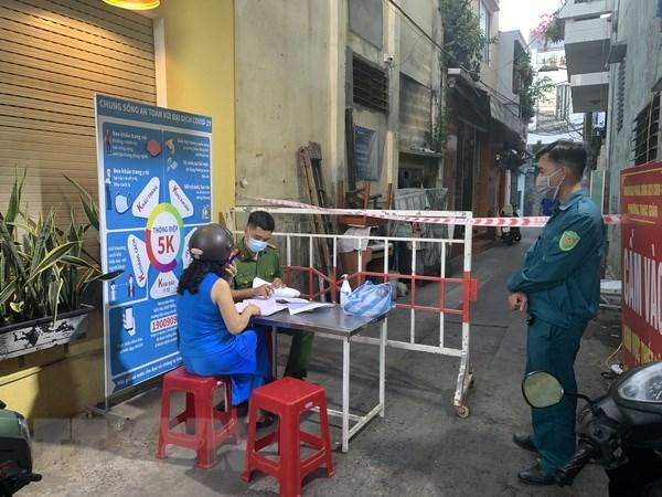Da Nang: Them 5 truong hop duong tinh lan mot voi SARS-CoV-2 hinh anh 1