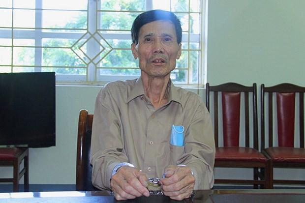 Lao Cai: Bat giu doi tuong truy na dac biet sau gan 30 nam lan tron hinh anh 1