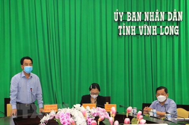Vinh Long de xuat ho tro gan 750.000 lieu vaccine tiem cho nguoi dan hinh anh 1