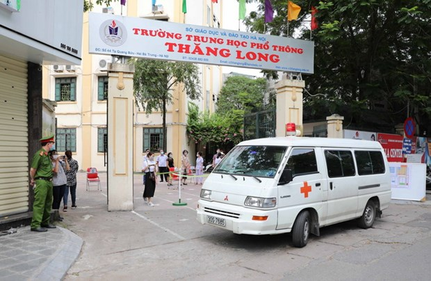 Thi tot nghiep THPT: Ha Noi san sang cho ky thi thanh cong, an toan hinh anh 1