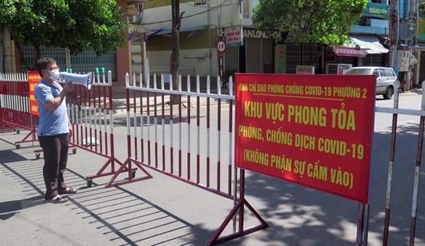 Phu Yen: Xu phat hanh chinh 2 nguoi vi pham quy dinh phong, chong dich hinh anh 1