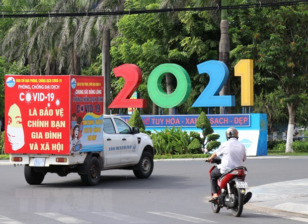 Phu Yen: Thanh pho Tuy Hoa trien khai thi diem cach ly F1 tai nha hinh anh 2