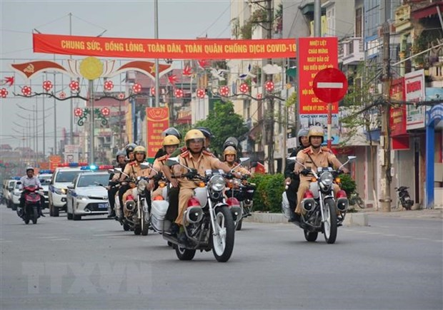 Canh sat Nhan dan - Xung dang su tin yeu cua Dang, Nha nuoc, nhan dan hinh anh 2