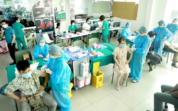 Bo Y te ban hanh tieu chi co so dam bao an toan tiem chung vaccine hinh anh 1