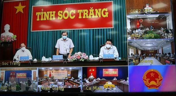 Xay dung hau phuong Nam song Hau vung chac, san sang chi vien TP.HCM hinh anh 2