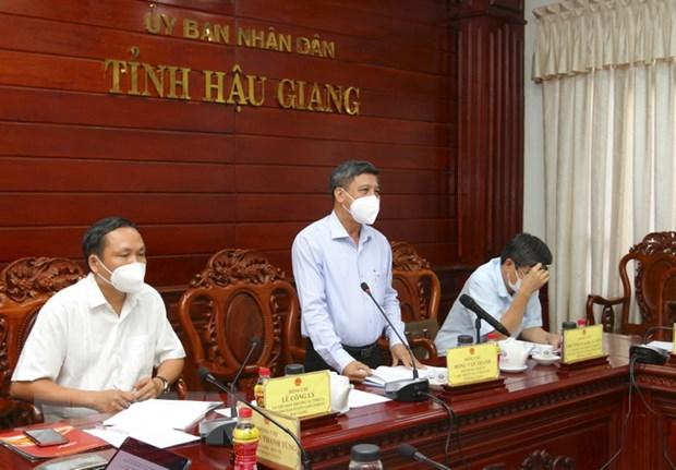 Binh Duong, Tra Vinh, Hau Giang thanh lap them benh vien da chien hinh anh 2
