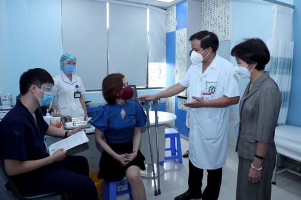 Bo Ke hoach&Dau tu chia se quy vaccine, bao ve nhom nguoi khuyet tat hinh anh 1