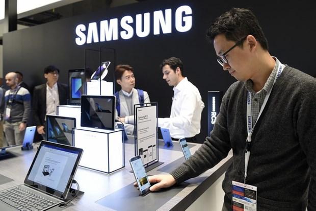 Samsung Electronics la nha san xuat Chromebook lon thu 5 the gioi hinh anh 1