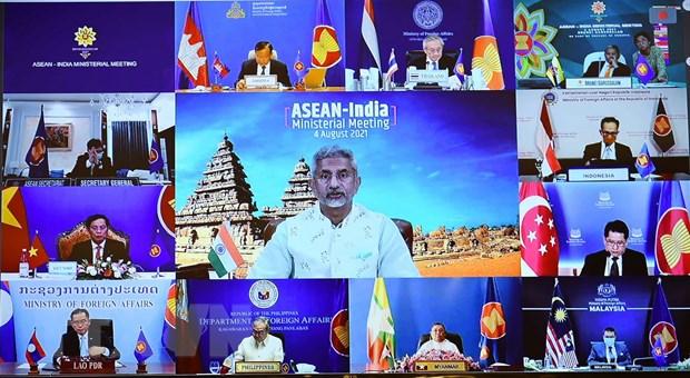 Bo truong Bui Thanh Son du Hoi nghi Bo truong Ngoai giao ASEAN-An Do hinh anh 1