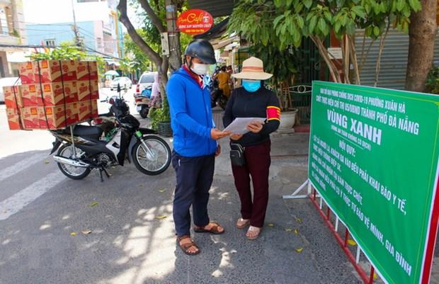Thanh pho Da Nang no luc de dat muc tieu mien dich cong dong hinh anh 2