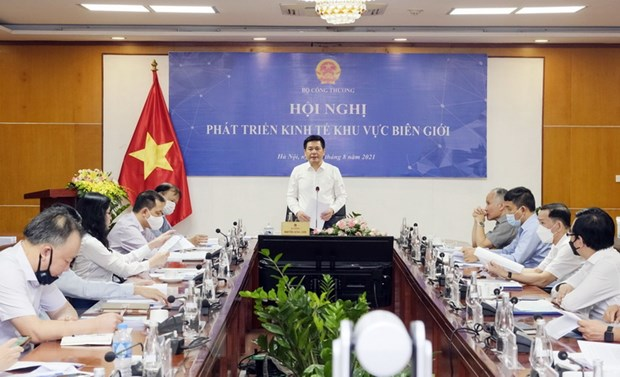 Bo Cong Thuong: Tam nhom giai phap de thuong mai bien gioi phat trien hinh anh 3