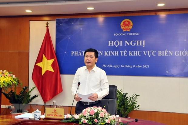 Bo Cong Thuong: Tam nhom giai phap de thuong mai bien gioi phat trien hinh anh 1