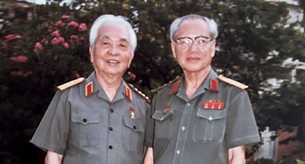 Dai tuong, Tong Tu lenh Vo Nguyen Giap - Vi tuong huyen thoai hinh anh 3