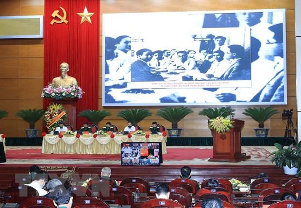 Hoi thao khoa hoc cap quoc gia ve Dai tuong Vo Nguyen Giap hinh anh 1