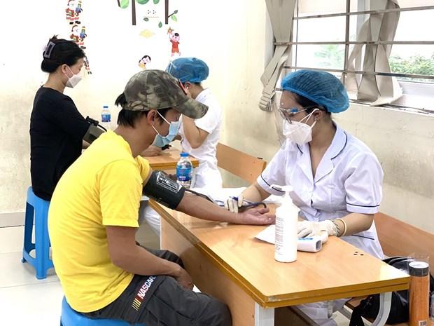 Tuyen chon nguoi tham gia thu nghiem vaccine ARCT-154 phong COVID-19 hinh anh 1