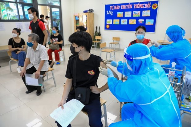 Bi thu Thanh uy Ha Noi: Lam ro trach nhiem lanh dao phuong Trung Van hinh anh 1
