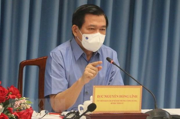 """Dong Nai: Mo cua """"vung xanh"""" de nguoi dan co cuoc song binh thuong hinh anh 1"""