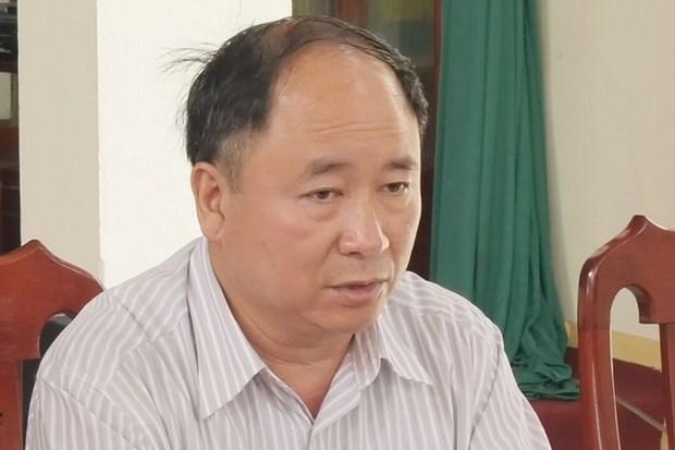 Cach chuc Pho Giam doc So Tai nguyen va Moi truong tinh Lang Son hinh anh 1
