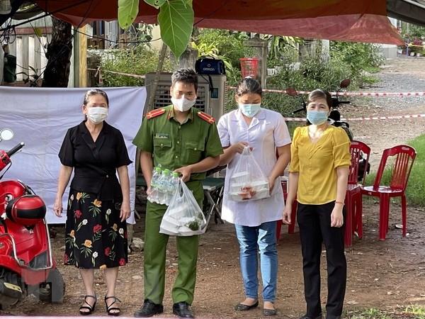 Quang Tri: San se yeu thuong, chung tay vuot qua dai dich COVID-19 hinh anh 2