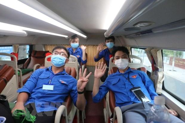 Suc dan o noi tam dich TP Ho Chi Minh: Truong hoc chung tay chong dich hinh anh 3