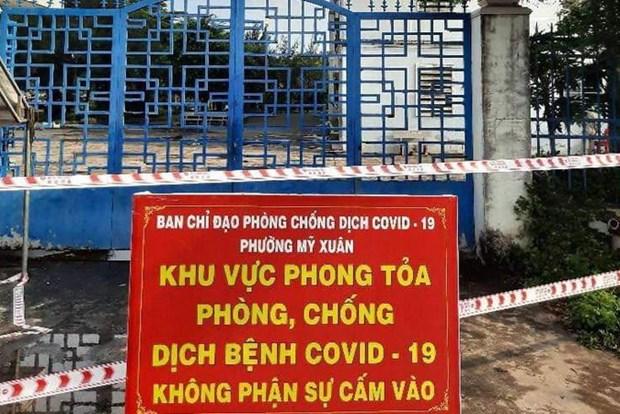 Tam ngung hoat dong Nha may Giay Sai Gon vi co ca nhiem COVID-19 hinh anh 1