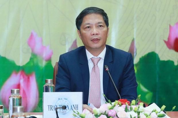 Truong ban Kinh te TW lam viec voi hoi dong kinh doanh Hoa Ky-ASEAN hinh anh 1