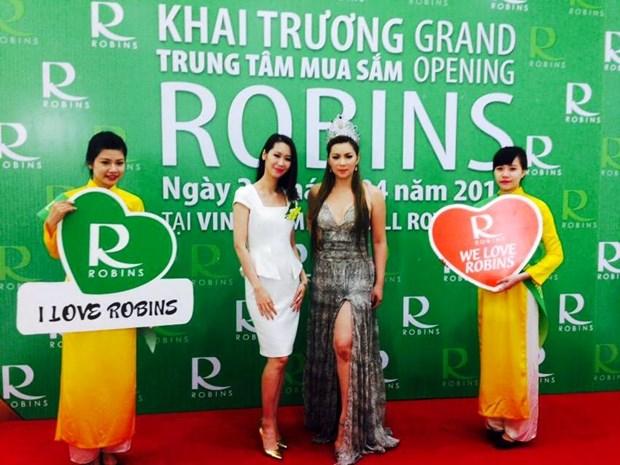 Tap doan ban le Thai Lan chinh thuc vao thi truong Viet hinh anh 2