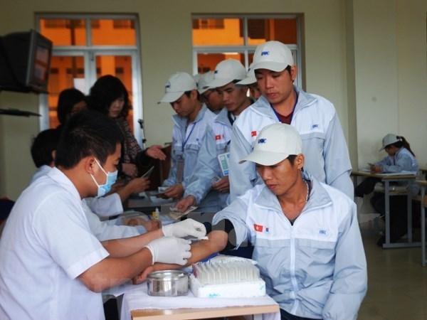 2015: Hon 7.000 lao dong cho co hoi sang Han Quoc lam viec hinh anh 1
