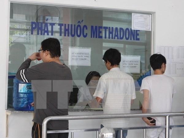 Hon 60% tong so nguoi nghien thuong xuyen co mat tai cong dong hinh anh 1