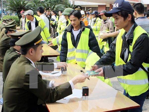 40 doanh nghiệp được đưa thuyền viên và khán hộ công đi Đài Loan | Xã hội |  Vietnam+ (VietnamPlus)