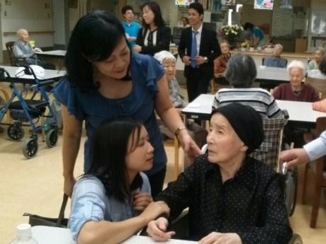 Kiem tra noi lam viec cua 43 lao dong Viet tai Nhat Ban