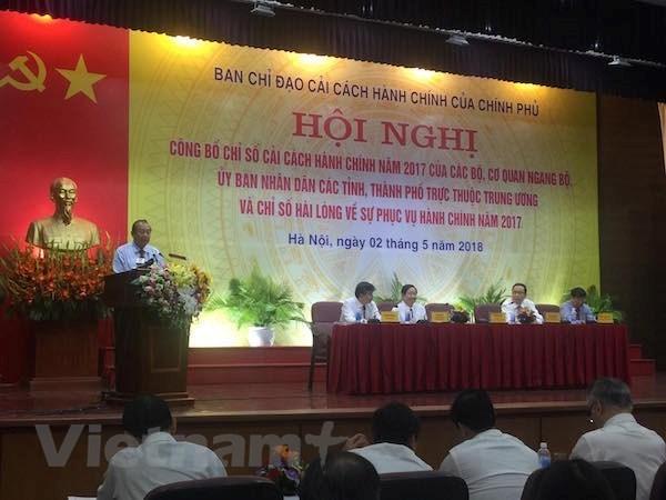 PAR INDEX 2017: Bo Y te tut xuong ap chot, Quang Ninh vuon len dan dau hinh anh 2