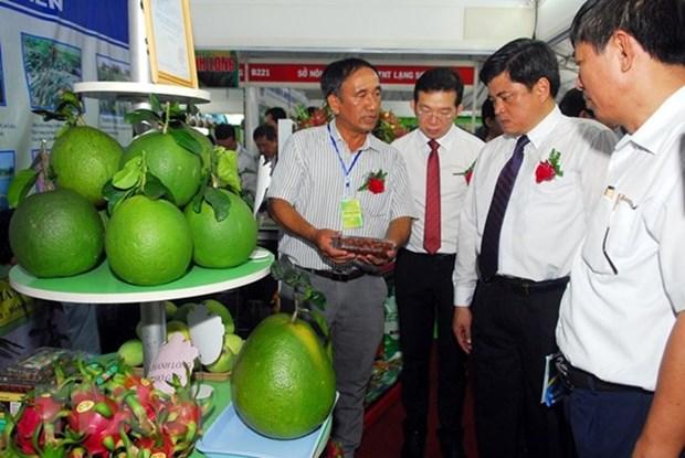 180 doanh nghiep tham gia hoi cho nong nghiep quoc te tai Da Nang hinh anh 1