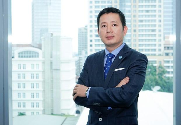 Ong Cao Xuan Ninh tro thanh tan chu tich hoi dong quan tri Eximbank hinh anh 3
