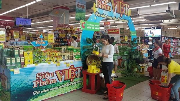 Big C dung nhan hang may mac Viet Nam: 'Mat phan phoi se mat san xuat' hinh anh 2