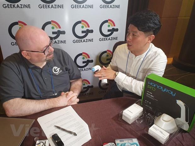 MIK 2019: 35 doanh nghiep Han Quoc tham gia quang cao san pham hinh anh 2
