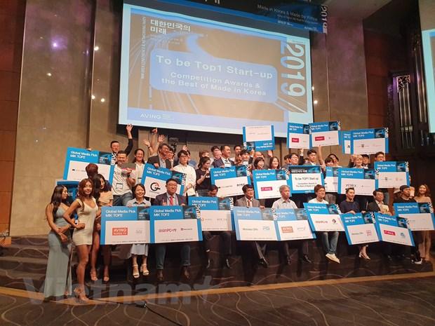 MIK 2019: 35 doanh nghiep Han Quoc tham gia quang cao san pham hinh anh 1