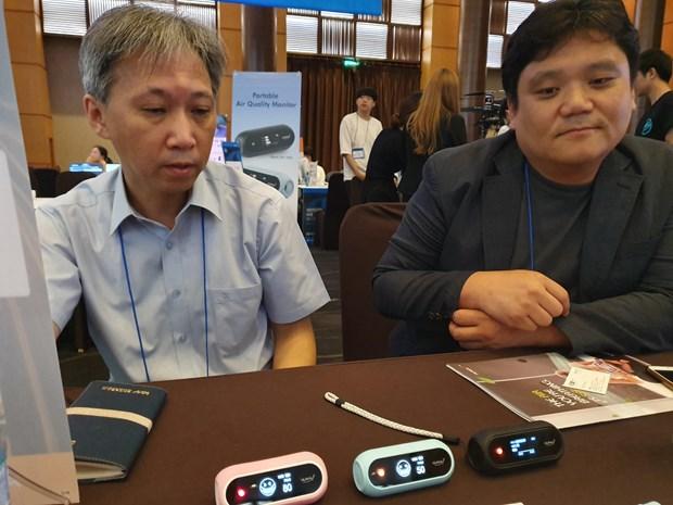 MIK 2019: Trinh lang cac san pham cham soc suc khoe doc dao hinh anh 3